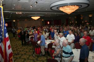 HUGH TURNOUT AT ANNUAL MEETINGS IN RANDOLPH AND PITTSFIELD